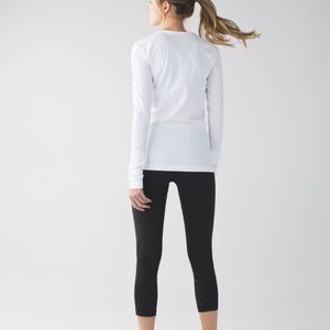Lululemon Fast and Free Crop (1st Edition)